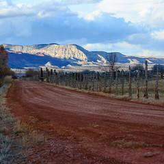 (harpazo_hope) Tags: road landscape utah pond dirtroad redrock tamron vc usd 70300 heplers d7100 heplerspondroad