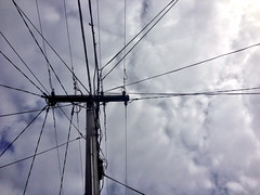 Barkly Cables (1) (Rantz) Tags: melbourne victoria cables 365 roger mobilography rantz cableicious cablelicious mobilographypad2014 psad2014