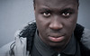 A stranger #01 (Michael Echteld) Tags: portrait black netherlands 50mm michael leiden intense bokeh african naturallight minolta50mmf17 echteld sonya700 sonyalpha700 michaelechteld 30secondsproject