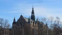 1403 Stockholm (65) (ian262) Tags: sweden stockholm djurgrden strandvgen nordiskamuseet nordicmuseum