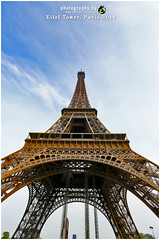eifel tower (MunkeyInc) Tags: paris france tower eifel