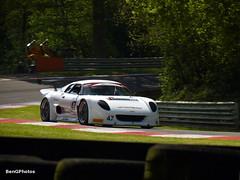 Noble (BenGPhotos) Tags: uk white cup sports car sport race championship racing british hatch gt davidson motorsports graham brands motorsport noble v6 autosport 2015 m400