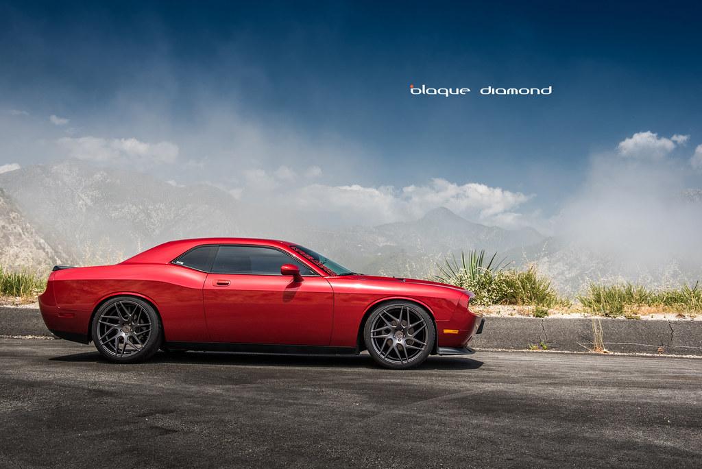 Blaque Diamond Bd 3 2014 Dodge Challenger