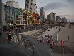 Tel Avivs promenade!