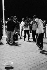 Street dance, street photography (Trcio Campelo) Tags: street blackandwhite film dance kodak trix streetphotography rangefinder dancer bahia salvador bnw streetdance yashicaelectro filmisnotdead yashicaelectro35gt kodaktrix400800