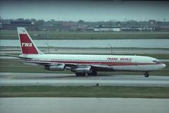 N774TW Boeing 707-331B TWA (pslg05896) Tags: chicago ohare ord twa boeing707 transworld kord n774tw