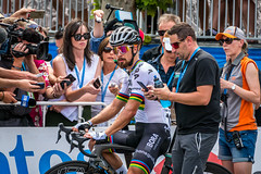World Champion Peter Sagan Post Race (Serendigity) Tags: stage6 tourdownunder 2017 australia race sa southaustralia adelaide tdu cycling event