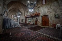 OMARI MOSQUE (alzarif-Abo Ali) Tags: photography streetphotography flickr colors color mosque nikond7100 nikonphotography aroundtheworld sidon lebanon lebanese لبنان مساجد
