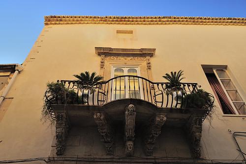 Casa Blanco, facciata.