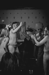 Still Hanging Out On The Dance Floor (IAN GARDNER PHOTOGRAPHY) Tags: penis naked stripper dancing women coventry reportage
