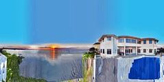 Gorgeous Tampa Bay Sunset At Apollo Beach Home 360° - IMRAN™ (ImranAnwar) Tags: 360 apollobeach architecture blessed boat boating cloud d300 dock dusk equirectangular florida home horizon imran imrananwar jetski lifestyle nikon palmtrees panorama reflections sky spherical sun sunset swimmingpool symphonyisles tampabay water waterfront waves whitehouse