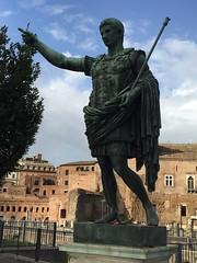 Roma, fori.