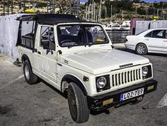 Almost looks Suzuki. (Tony Tomlin) Tags: malta gozo maruti pickup lighttruck mgarr
