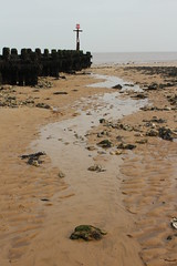 West Runton (ermintrude75) Tags: seaside coast beach sand groyne water rocks