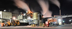 Industrial Nightscape (PFSmith Media) Tags: industrial industry night 175528