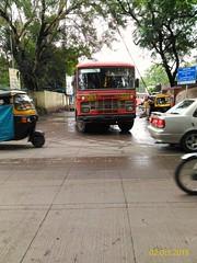 Sangli - Pune - Aurangabad Via- Karad,Satara,Swargate,Shivajinagar,Ahmednagar. (kunaltendulkar96) Tags: msrtc parivartan sangli