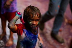 Holi Festival 2017 .. (Jams Nabil) Tags: people colors color holi festival 2017 dhaka bangladesh childhood child happiness happychild flickr flickrexplore createxplore explore photography canon photolovers photos worldcapture capture picture life 6d 85mm worldwide outdoor naturallight