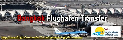 bangkok flughafen transfer