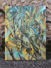 Moments 002 (SERGEY AKRAMOV) Tags: seregasunset sergeyakramov сергейакрамов graffiti graffuturism postgraffiti art artwork fineart sprayart contemporary contemporaryart painting paint abstraction acrylic