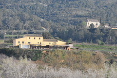 Cal Magí, Santa Margarida i els Monjos (esta_ahi) Tags: villaromana santatecla lagravosa santamargaridaielsmonjos penedès barcelona spain españa испания