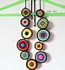 Roda ciranda, colar de crochê (Lidia Luz) Tags: colar necklace crochet handmade lidialuz