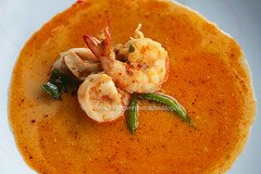 Tom Yum Kung (baddoguy) Tags: food hot classic soup milk coconut traditional shrimp icon delicious thai seafood spicy sour iconic variation adaptation prawn tomyum chilies tomyam