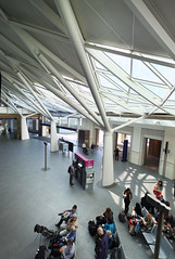 Kings Cross Station new Concourse, London. (stephanb2) Tags: london infrastructure stitched trainstations hugin