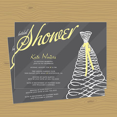 2013lemon (rocketgirls) Tags: shower san francisco invitation bridal