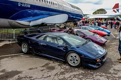 Some Bulls.. (Reece Garside | Photography) Tags: color classic car canon oldschool diablo lamborghini lambo 600d