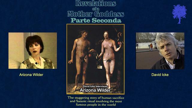MikeCriss Blog - David Icke Rivelazioni Di Una Dea Madre Parte Seconda (Revelations Of A Mother Goddess)