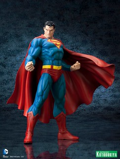 壽屋 ARTFX 1/6 SUPERMAN 超人 雕像