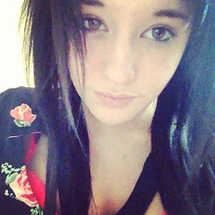This is Me (Olivia Connelly) Tags: flowers people love me eyes longhair filter selfie playsuit instagram