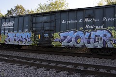 Nise • Zour (Revise_D) Tags: graffiti trains tags dirt r graffitti graff tagging fr freight revised nise trainart taf fr8 zour dirtk fr8heaven fr8aholics revisedesigns