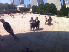 In the bean