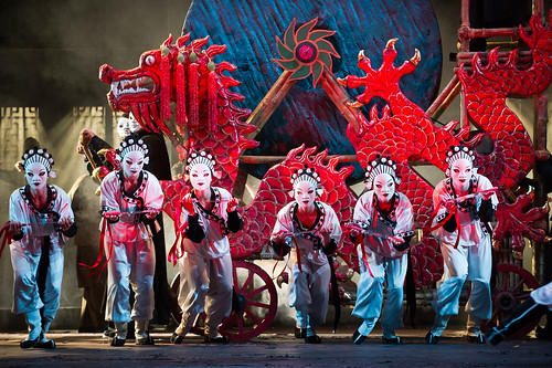 The Royal Opera's Turandot released on DVD for the first time