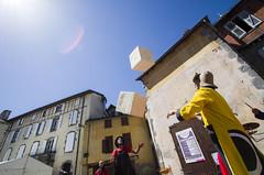 Festival d'Aurillac (Mmarichka) Tags: street festival pentax clown rue artiste spectacle vivant aurillac k30 daurillac
