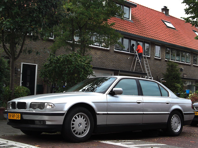 1999 bmw limousine 7series v12 750 e38 7serie 750il xrrp38