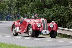 BMW 328 (onzinka) Tags: old classic up car race climb do hill 328 brno bmw oldcar 219 veterán sobesice lesna 2013 závod veteráni vrchu veteránů 9212013