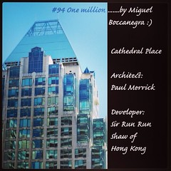 | no.94 | | Cathedral Place | (onemillionreasonstolovevancouver) Tags: world city people building tourism home promotion vancouver cool realestate profile today l4l vancity downtownvancouver metrovancouver onemillion cityofvancouver vancouverite vancouvercity vancouvertourism vancouverrealestate vanone awesomevancouver instaphoto instagood instafollow uploaded:by=flickrmobile flickriosapp:filter=nofilter miguelboccanegra thegreatervancouverarea
