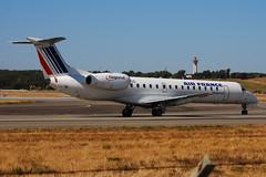 Embraer ERJ-145EU Régional AL (RAE) F-GRGG - MSN 118 - Now in Hop! fleet (Luccio.errera) Tags: al rae msn hop fleet now tls 118 embraer régional erj145eu fgrgg
