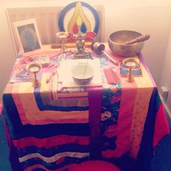Lindsay's Shrine in Bothwell, near Glasgow, Scotland   Urban Retreat #urbanretreat