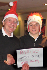 007 - The annual RedHedz Roll-Up Xmas Trophy organized by Neville Wootton (Neville Wootton Photography) Tags: golf winners canonixus70 nathanjenkins stmelliongolfclub nevillewootton mensgolfsection 2010golfseason redhedzrollupxmastrophy longestdrives