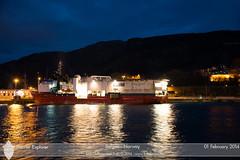Harrier Explorer (Aviation & Maritime) Tags: norway offshore research bergen seabird seismic researchvessel seismicvessel harrierexplorer seismographicresearchvessel harriernavigationcompanylimited seabirdexploration