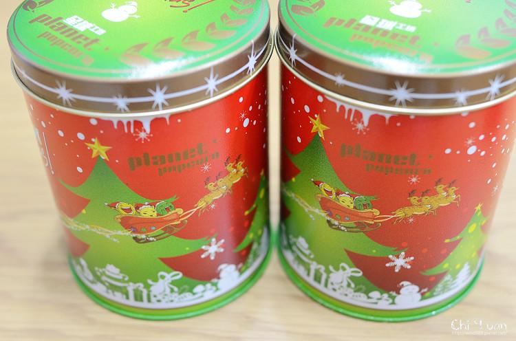 [試吃]星球工坊爆米花。聖誕罐限定組+2014年星球造型桌曆