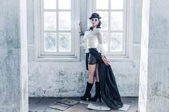 Whitey Chelsy (dzaia-bs) Tags: fashion model jakarta 2470mm kotatua canon60d vision:text=0527 vision:outdoor=0974 chelsyliven