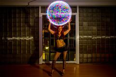Hoop Dreams Volume II-5 (rich tarbell) Tags: girls light art hoop painting dancing hula rich led va tarbell be there charlottesville hoops hooping let based pvcc