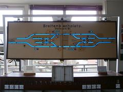 Stw O-S 3 (Berliner U-Bahn) Tags: berlin germany deutschland ubahn olympiastadion bvg ubahnhofolympiastadion stellwerkolympiastadion ubwolympiastadion