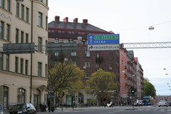 On the way to Solna (hpeniche) Tags: sweden stockholm sverige suede suecia