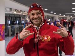 PHOTO DAY: 18 FEB 2014 (Sochi 2014 Winter Games) Tags: sport russia competition fans olympicpark sochi   winterolympicgames sochi2014 2014