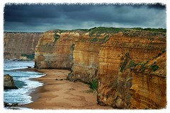 the Name Above all other names (J316) Tags: storm mountains rocks glory australia greatoceanroad 12apostles majesty yahweh j316